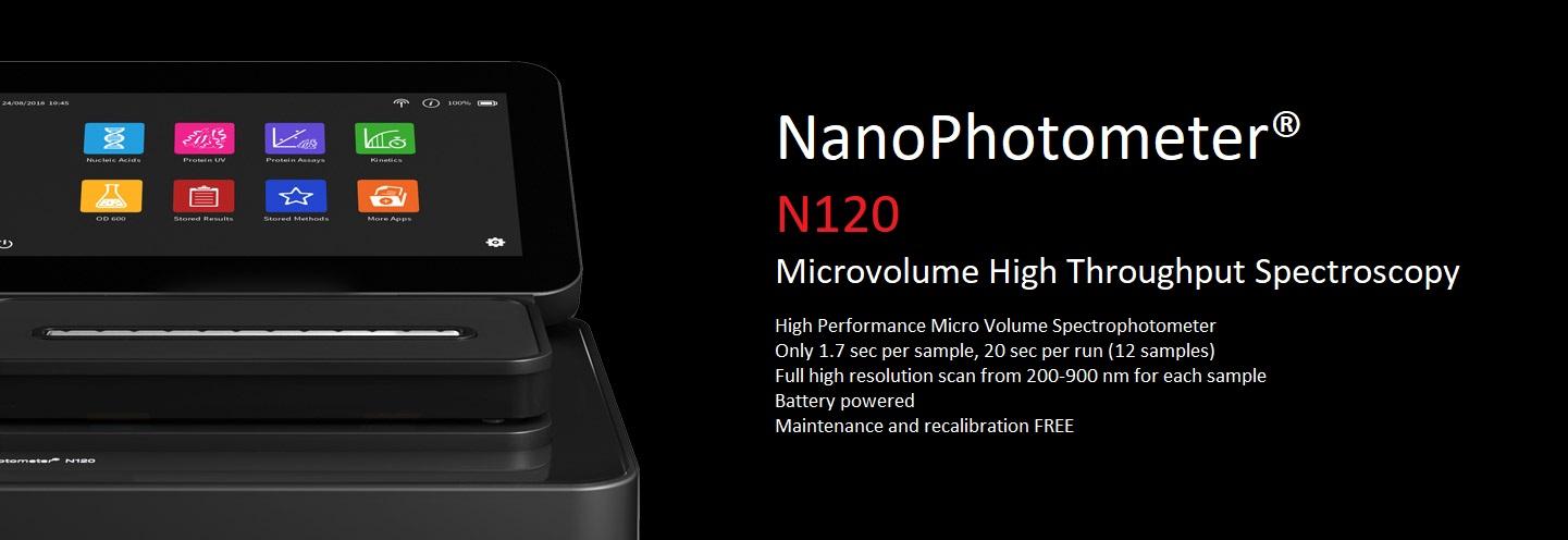 NanoPhotometer