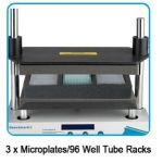 BV1010-MP Rack for up to 3 microplates